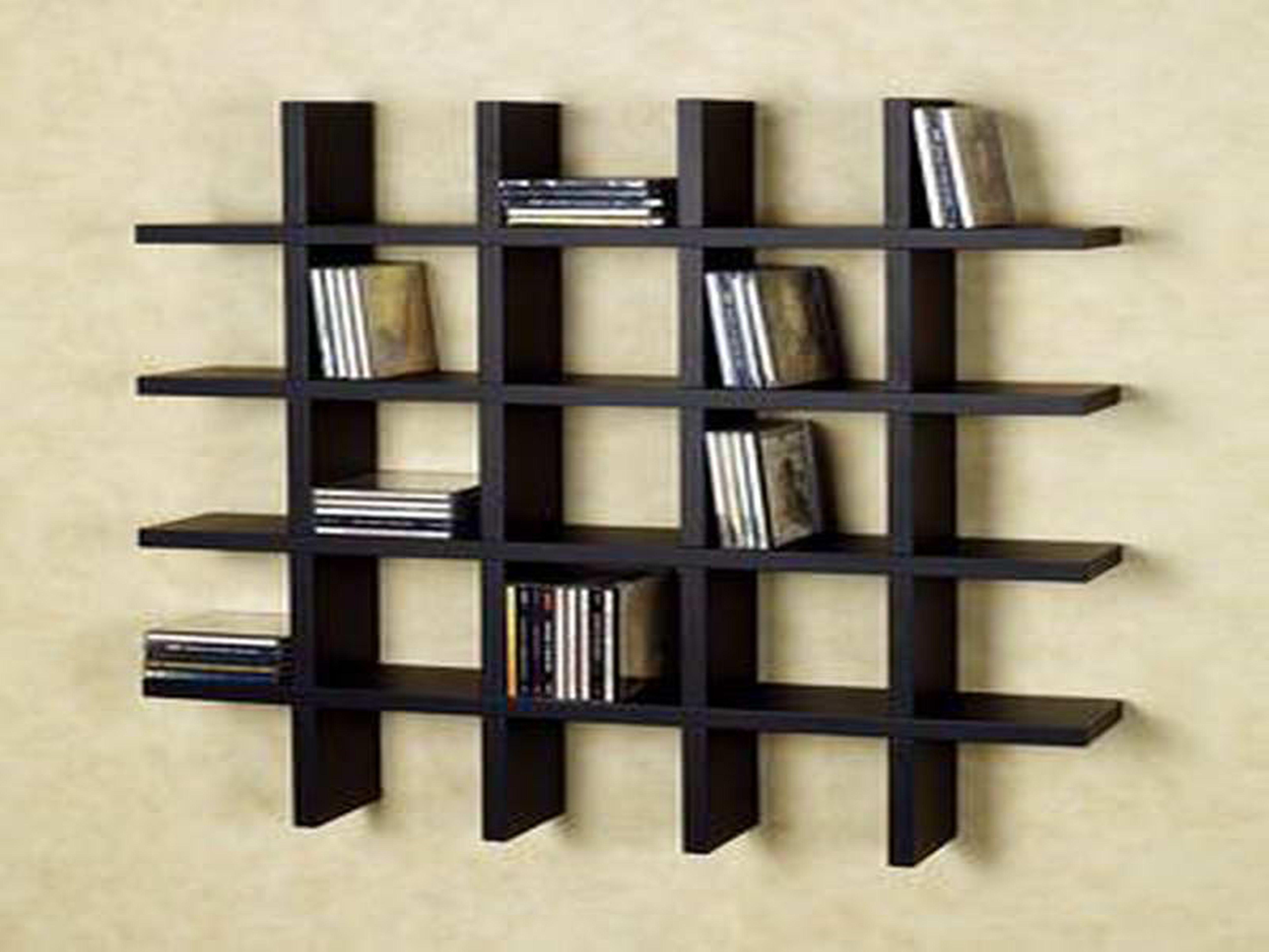 Shelf Design With Bookshelves Designs For Home (#15 of 15)
