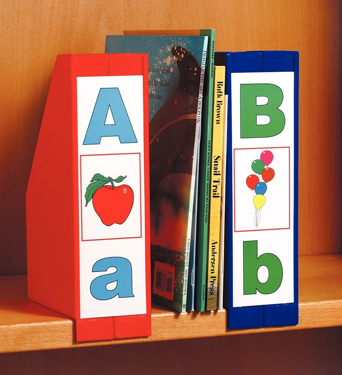 Shelf Markers Signage With Library Shelf Dividers (View 15 of 15)