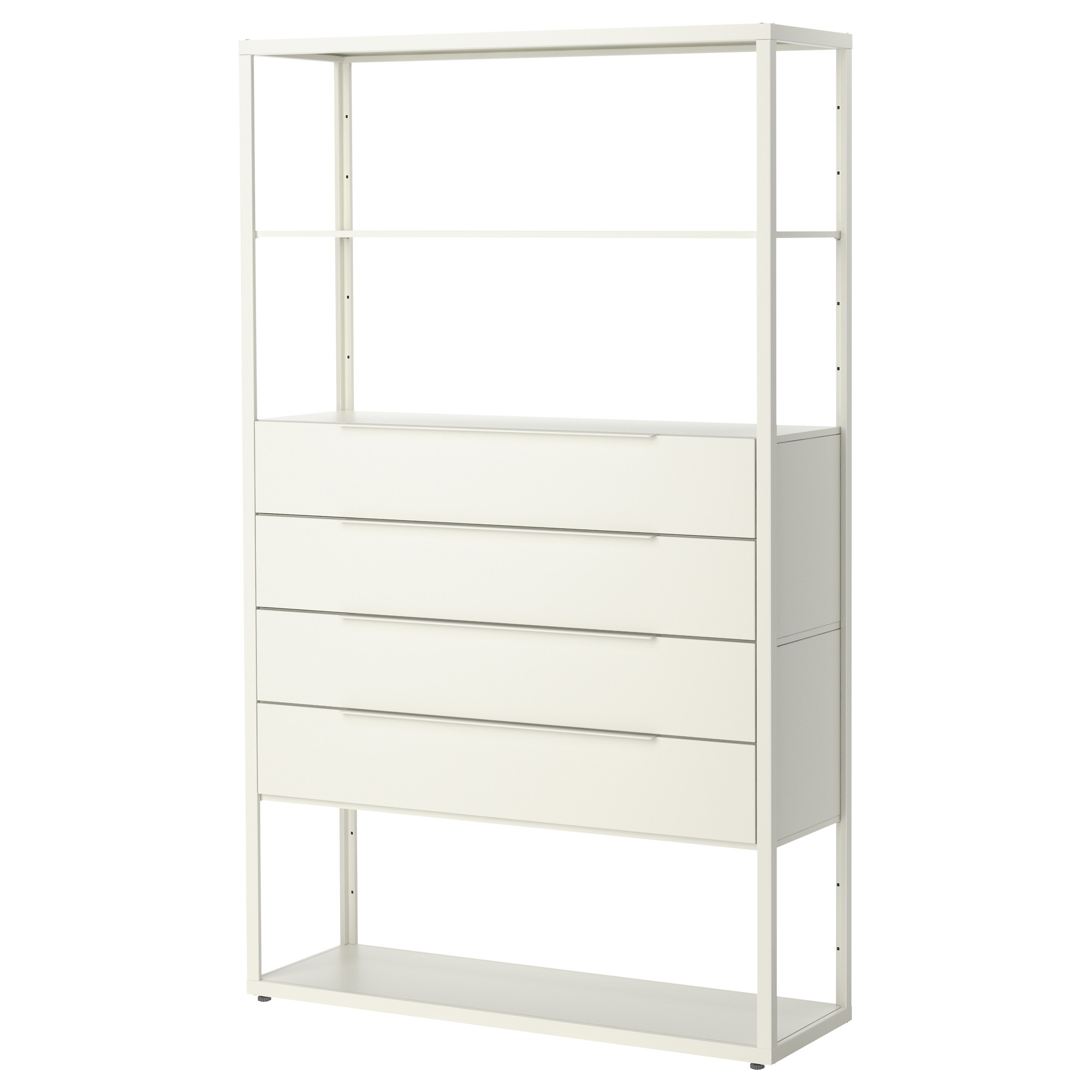 Shelves Shelving Units Ikea For White Shelving Units (#11 of 15)