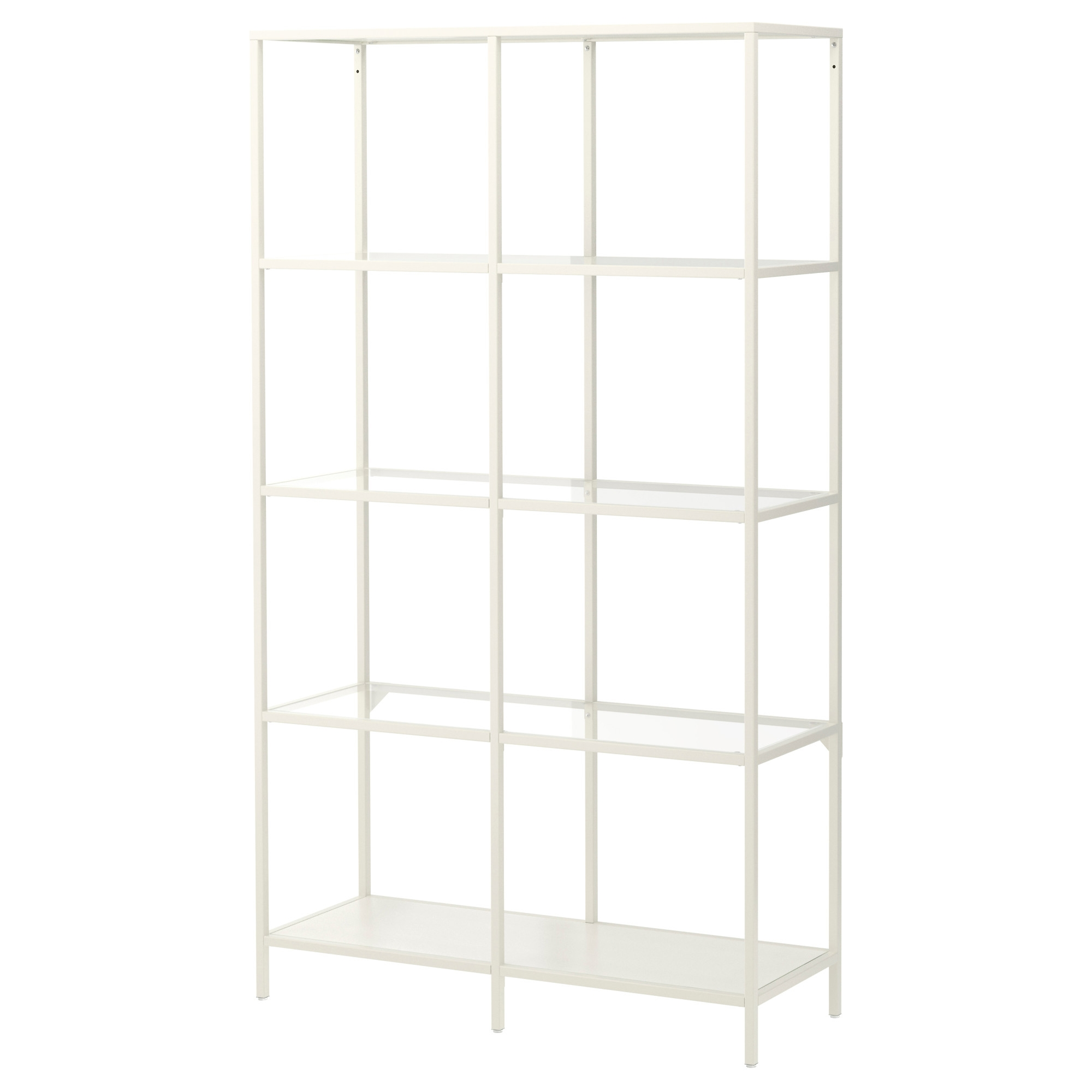 Shelves Shelving Units Ikea Throughout White Shelving Units (#12 of 15)