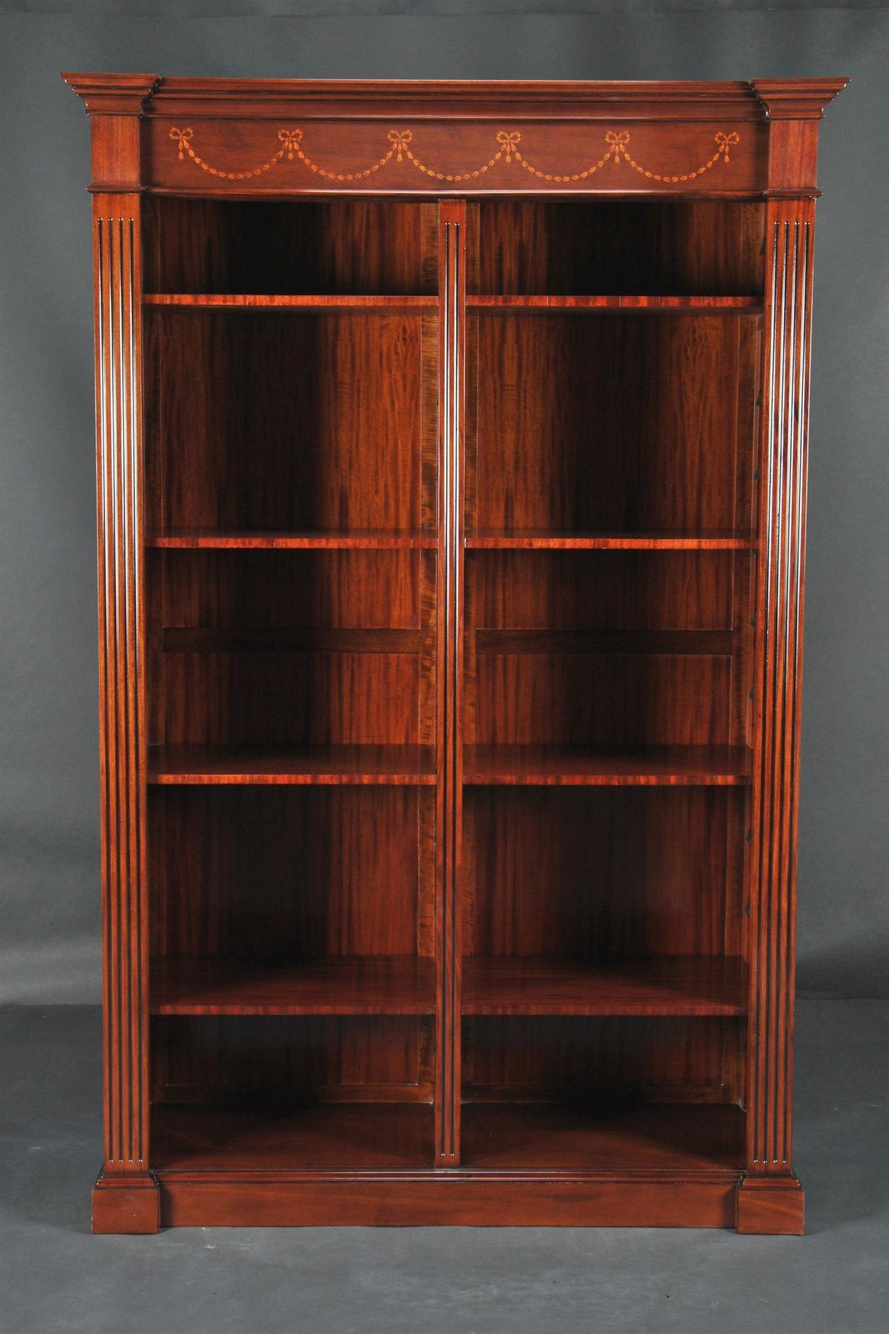 Best of mahogany bookcase
