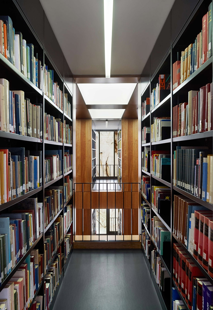 Showcase Folkwang Library Max Dudler Features Archinect Within Library Shelfs (View 12 of 15)
