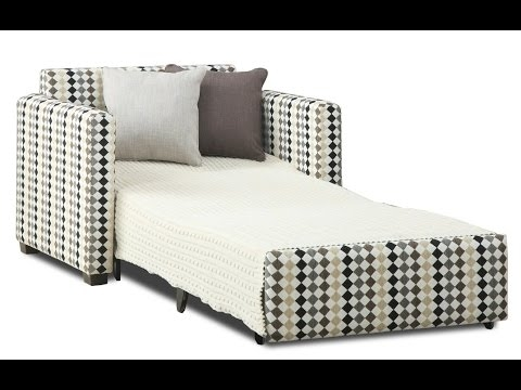 Single Sofa Bed Single Sofa Bed Chair Youtube Pertaining To Single Sofa Beds (View 9 of 15)