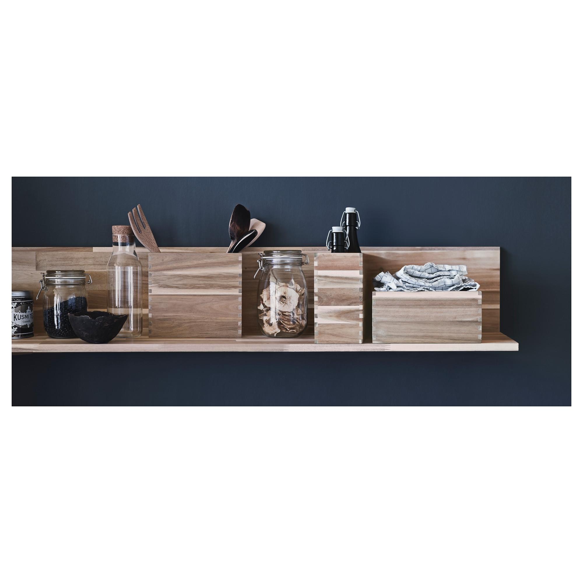 Skogsta Wall Shelf Ikea Intended For Wall Shelf (#7 of 12)