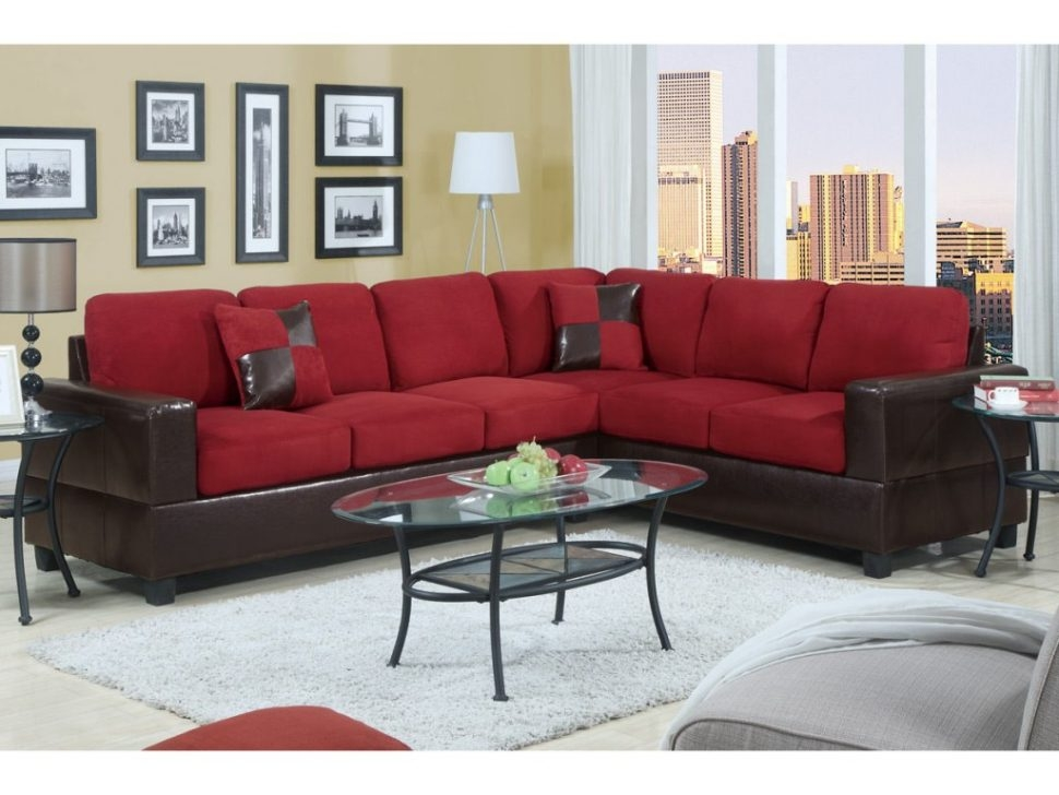 15 photo of red sectional sleeper sofas for Red sectional sofa with sleeper