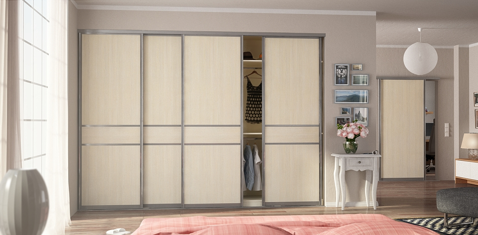 Sliding Door Wardrobes Fitted Mirrored Solutions London Within Sliding Door Wardrobes (#9 of 15)