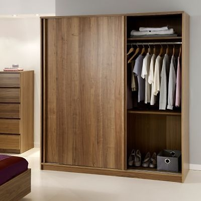 Sliding Door Wardrobes For Modern Style Homes Goodworksfurniture With Cupboard Sliding Doors (#6 of 15)