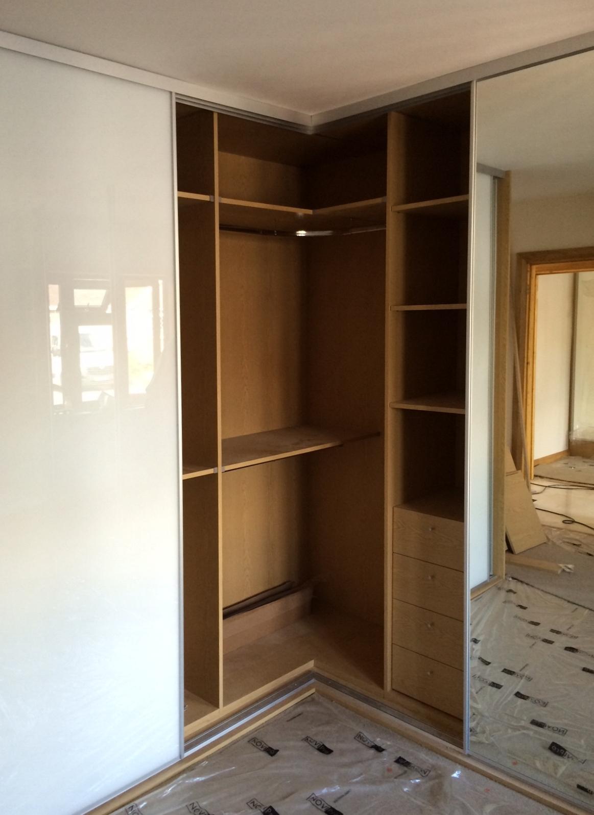 Sliding Wardrobe Doors And Wardrobe Interiors Corner L Shaped Inside Curved Wardrobe Doors (View 5 of 15)