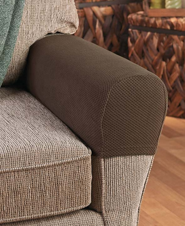 Slipcovers Cushions Pet Furniture Covers Ltd Commodities Intended For Arm Covers For Sofas (#13 of 15)