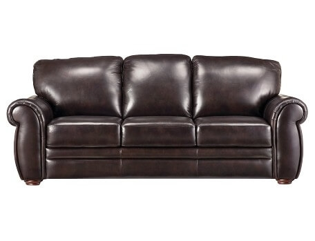 Slumberland Leather Sofas Pertaining To Leather Sofas (#15 of 15)