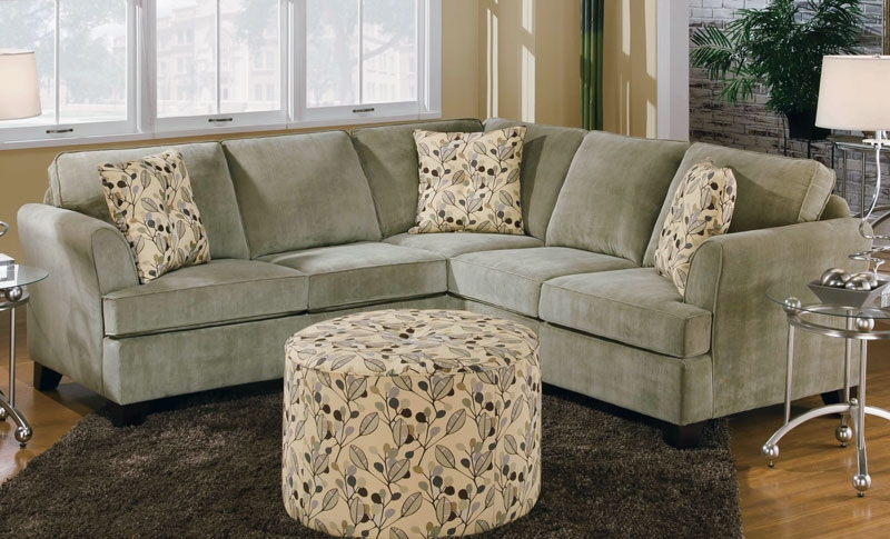 small 2 piece sectional sofa hereo sofa within small 2 piece sectional sofas 11