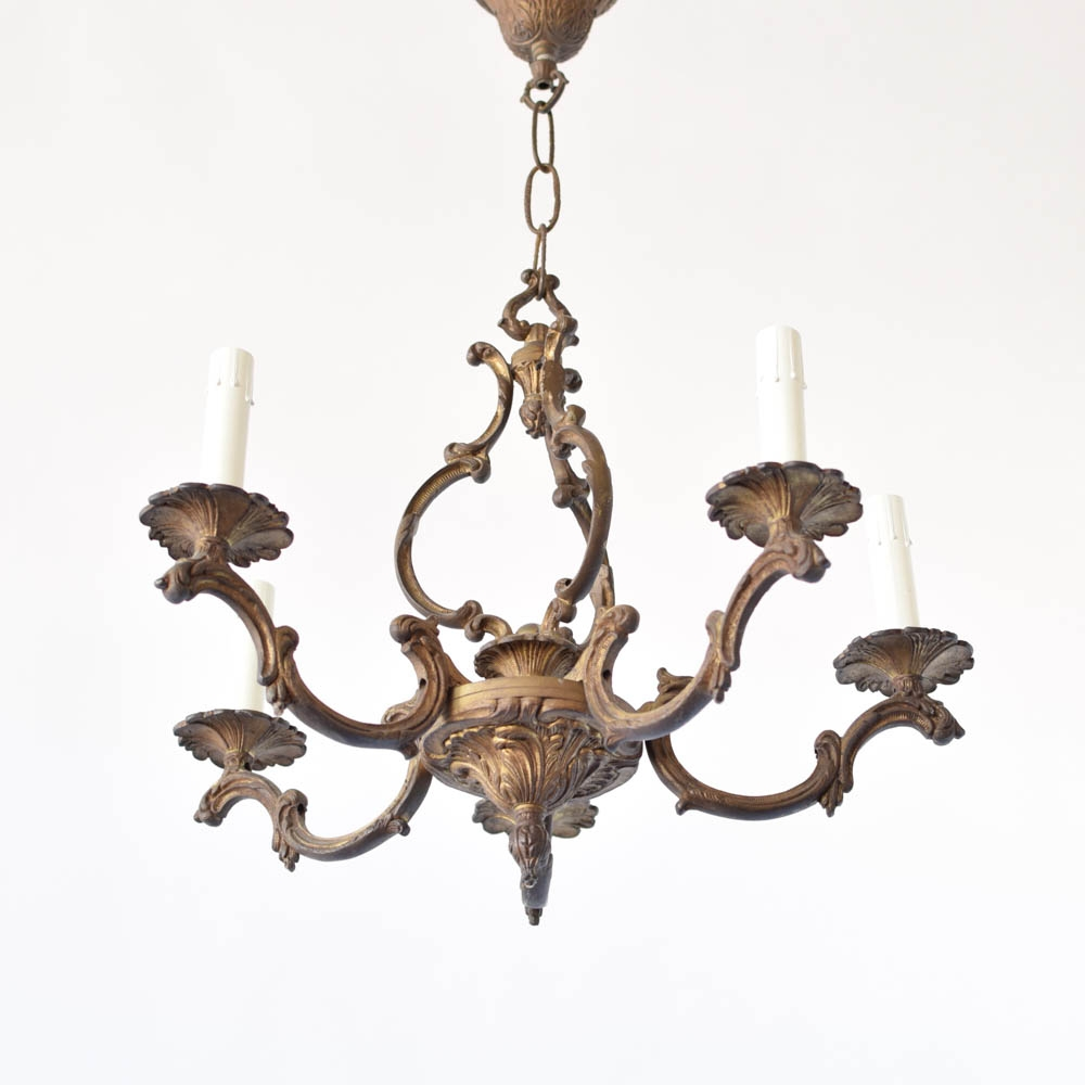 Small Bronze Chandelier The Big Chandelier For Small Bronze Chandelier (#9 of 12)