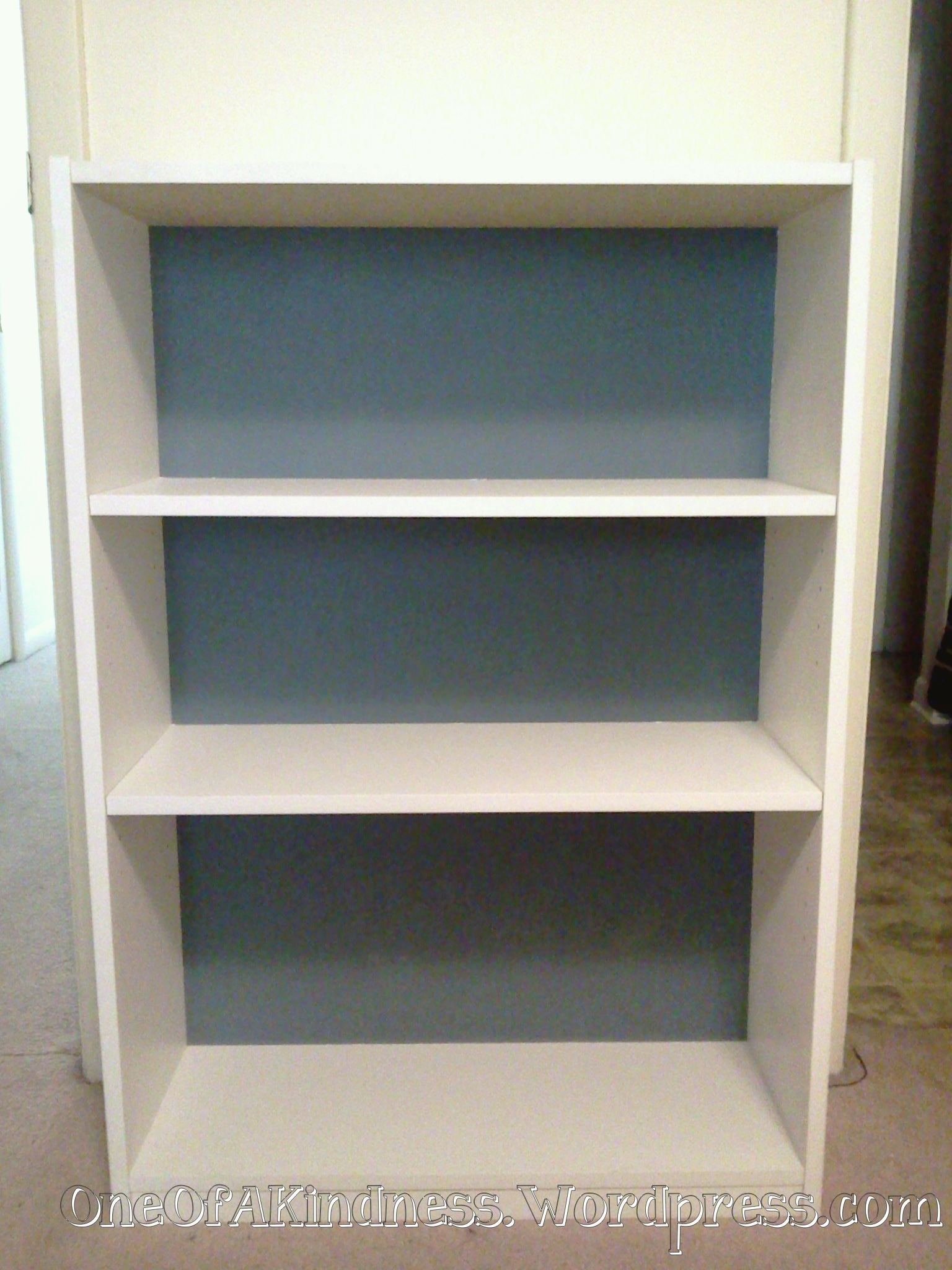 Small White Bookcase Wall Shelving Ideas Waplag Beautiful Cool Throughout White Painted Bookcase (#8 of 15)