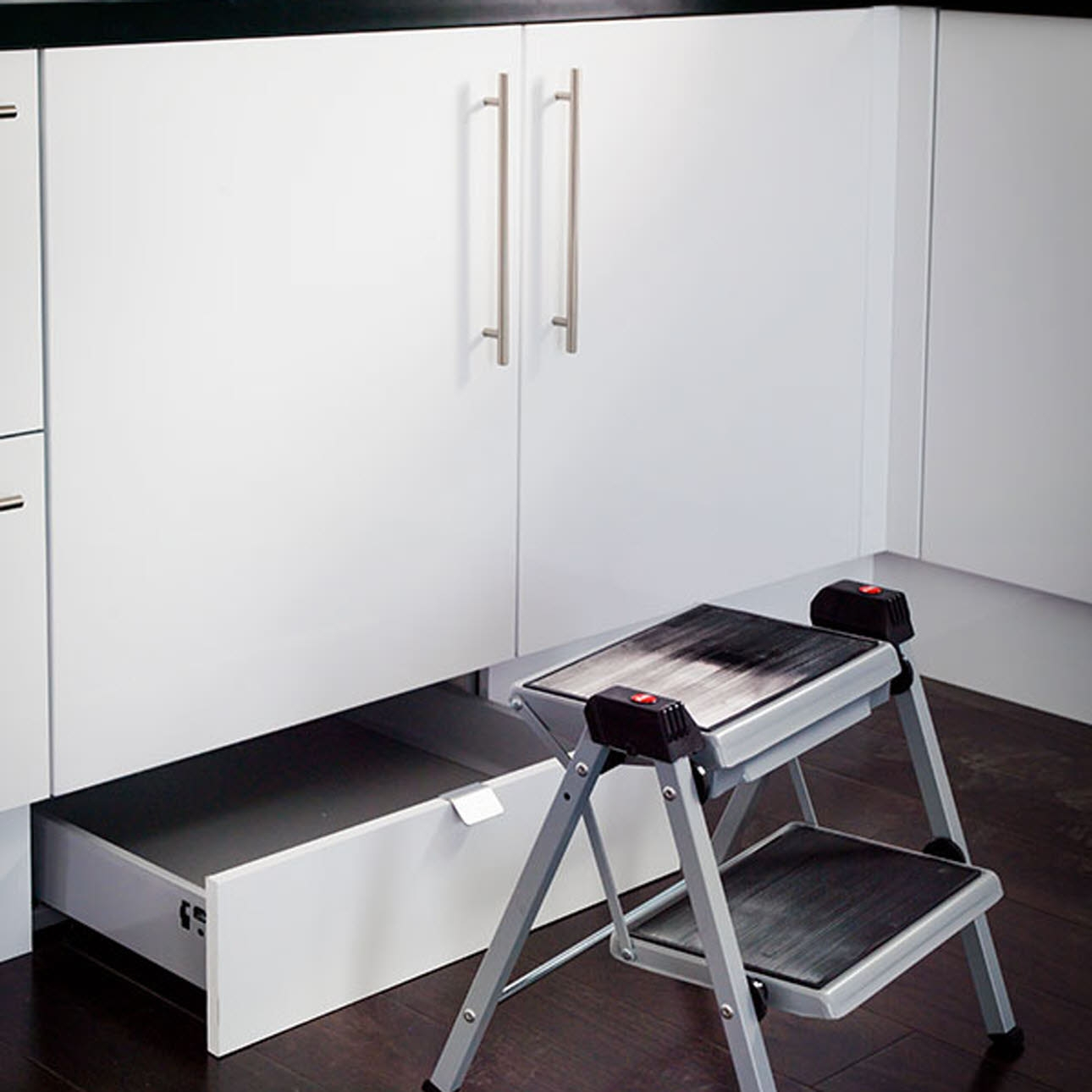 Smarter Ideas For Better Kitchens For Plinth Drawers (#13 of 15)