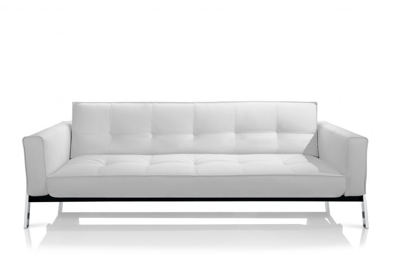 Sofa Awesome White Fabric Sofa New 30 Sofas And Corner Settees Pertaining To White Fabric Sofas (#13 of 15)