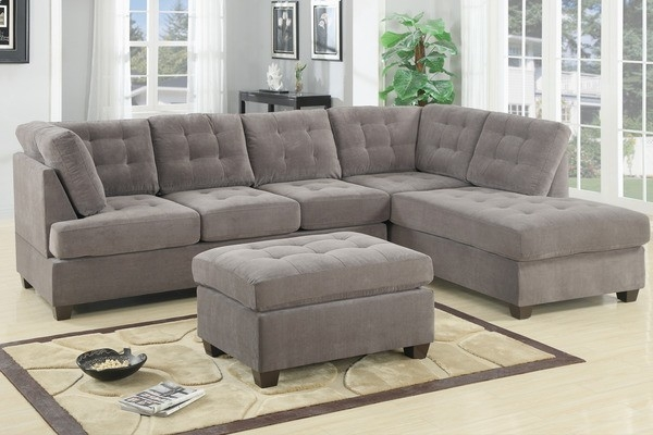 Sofa Beds Design Extraordinary Traditional 5 Seat Sectional Sofa Pertaining To 2 Seat Sectional Sofas (#13 of 15)