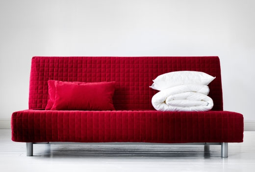 Sofa Beds Futons Ikea With Regard To Red Sofa Beds Ikea (View 5 of 15)