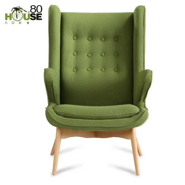 Sofa Chairs Pertaining To Green Sofa Chairs (View 4 of 15)