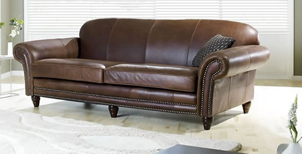Sofa Collection Vintage Leather Sofas Forest Sofa With Regard To Vintage Leather Sofa Beds (#10 of 15)