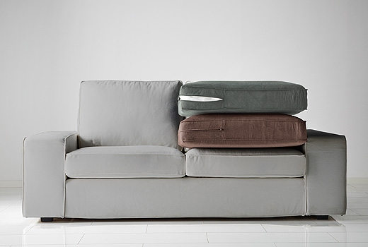 Sofa Covers Ikea In Chair Sofas (#15 of 15)
