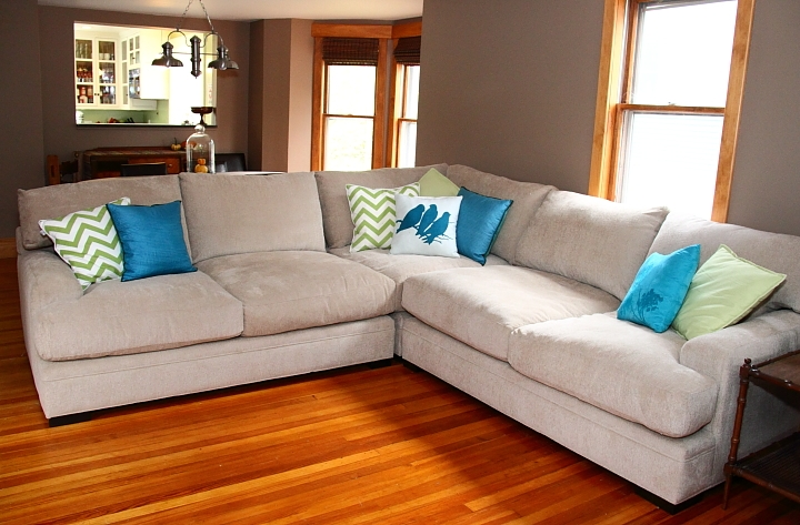 Sofa Extra Deep Couches Modern 2017 Design Extra Deep Leather Regarding Deep Cushioned Sofas (View 6 of 15)