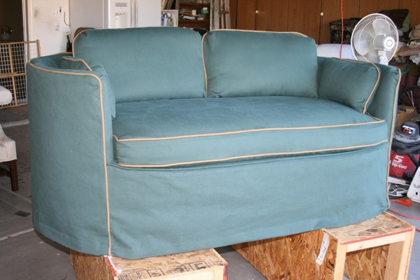 Sofa Slip Covers Cape Cod Furniture Coverings In Turquoise Sofa Covers (#11 of 15)