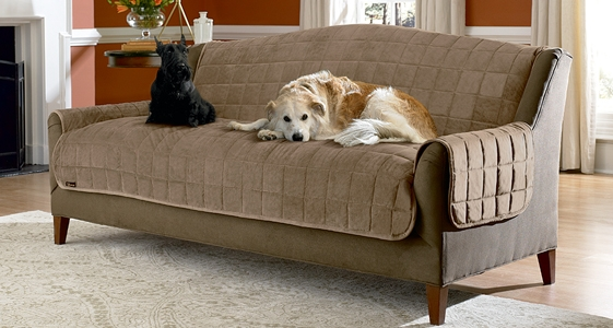 Sofa Throw Slipcovers Large Regarding Large Sofa Slipcovers (#14 of 15)
