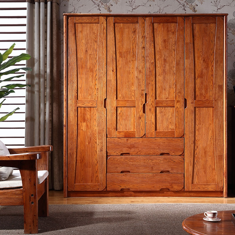 Wood Wardrobe Closet Plans ~ Best of solid wood wardrobe closets