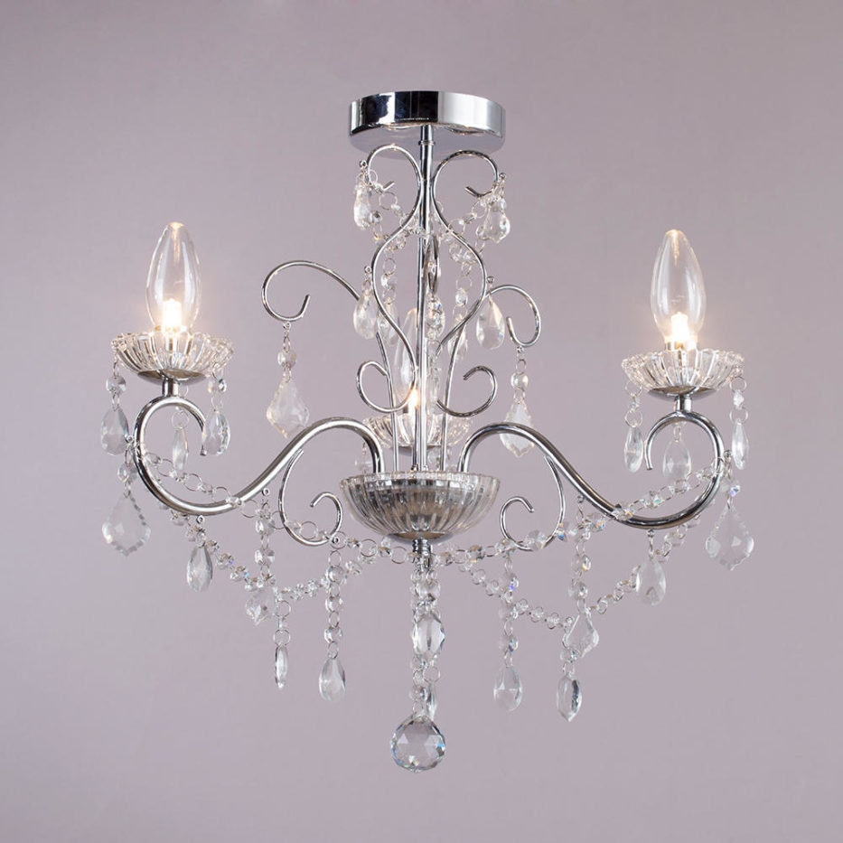 Spa Chr Luxurious Bathroom Chandeliers And Mini Chandelier Ideas Inside Bathroom Chandeliers Sale (#12 of 12)