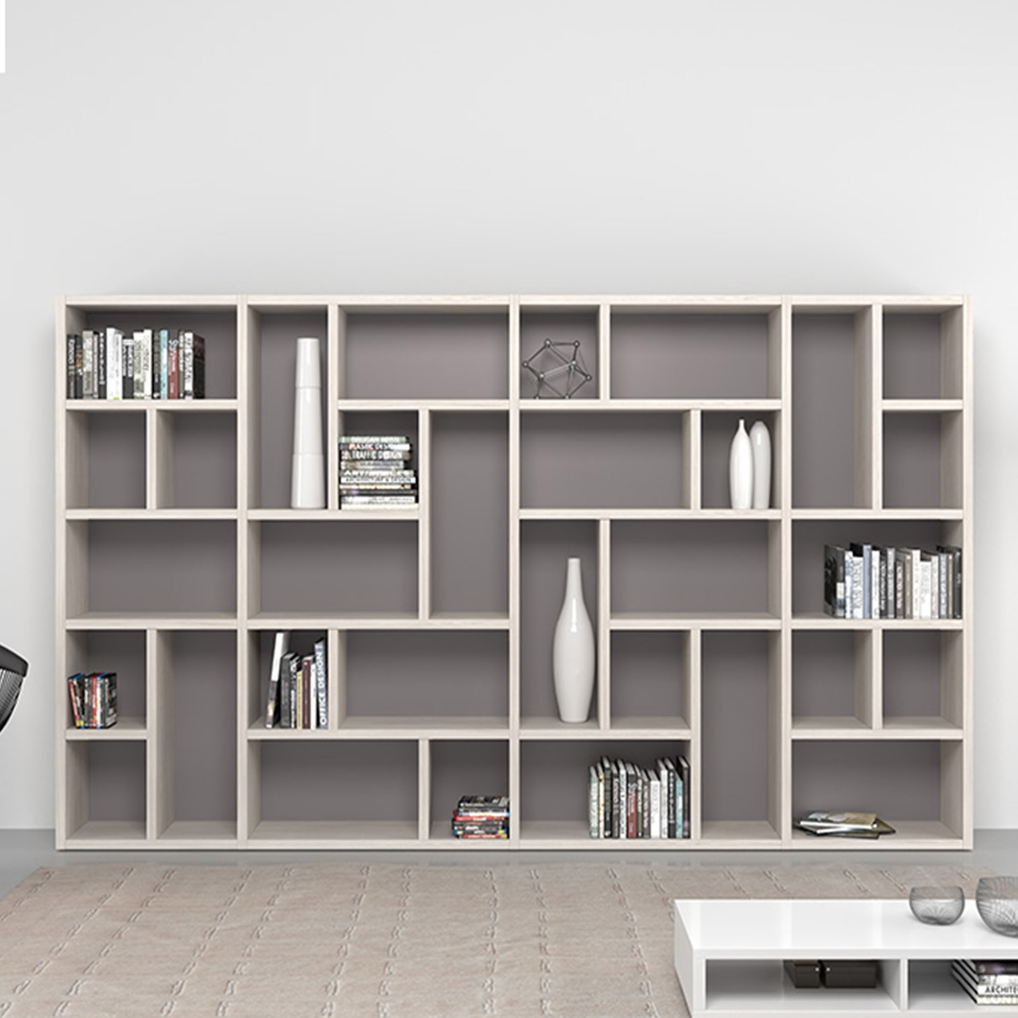 Popular Photo of Large Bookcases
