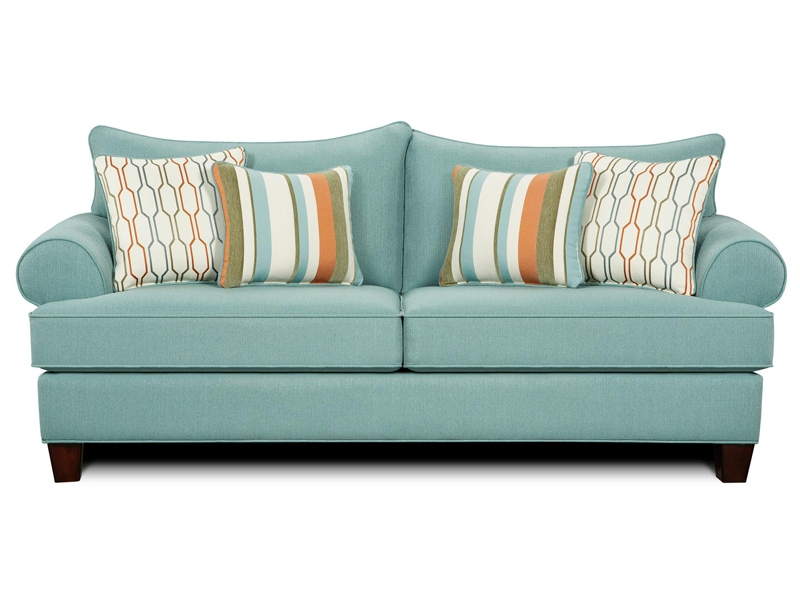 Stallion Turquoise Sofa Collection Fabric Furniture Pinterest With Turquoise Sofa Covers (#12 of 15)