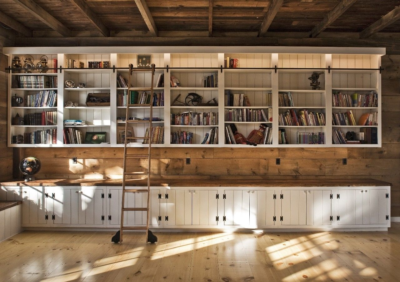 Beau Inspiration About Step Step In Building Your Own First Built In Bookshelves  Inside Built In Bookshelf