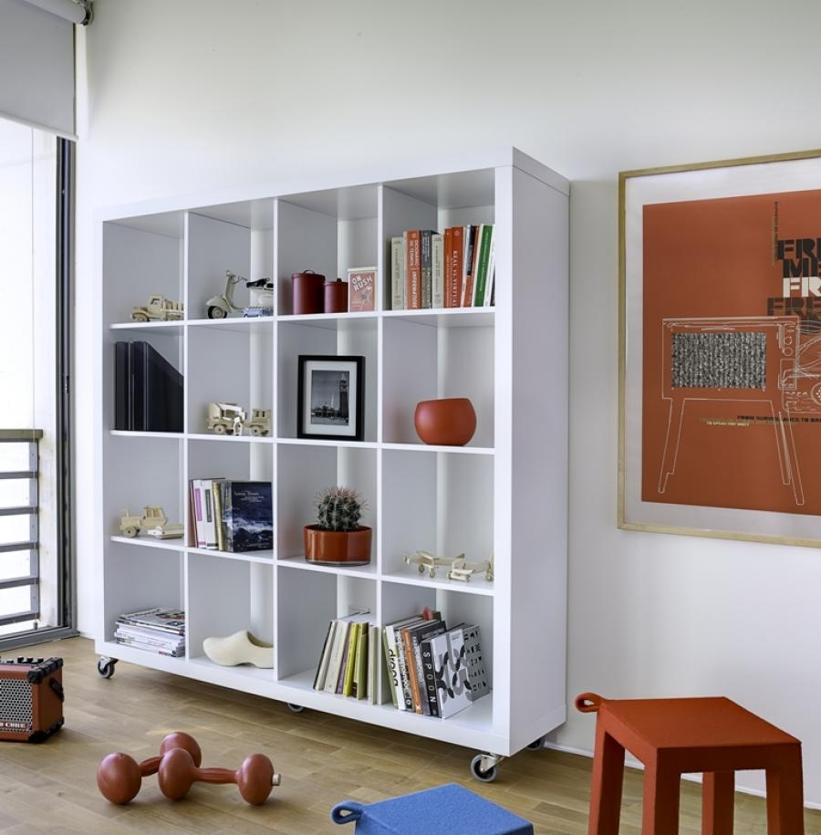 Storage On Wheels Chase Road Storage Pinterest Modular Intended For Book Shelving Systems (#14 of 15)
