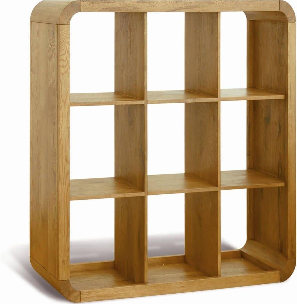 Storage Organization Decorative Wooden Cube Shelving Unit In Storage Shelving Units (#14 of 15)