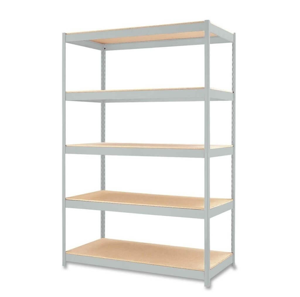 Storage Organization Reliable Industrial Shelving Unit Ideas Throughout Cheap Shelving Units (#13 of 15)