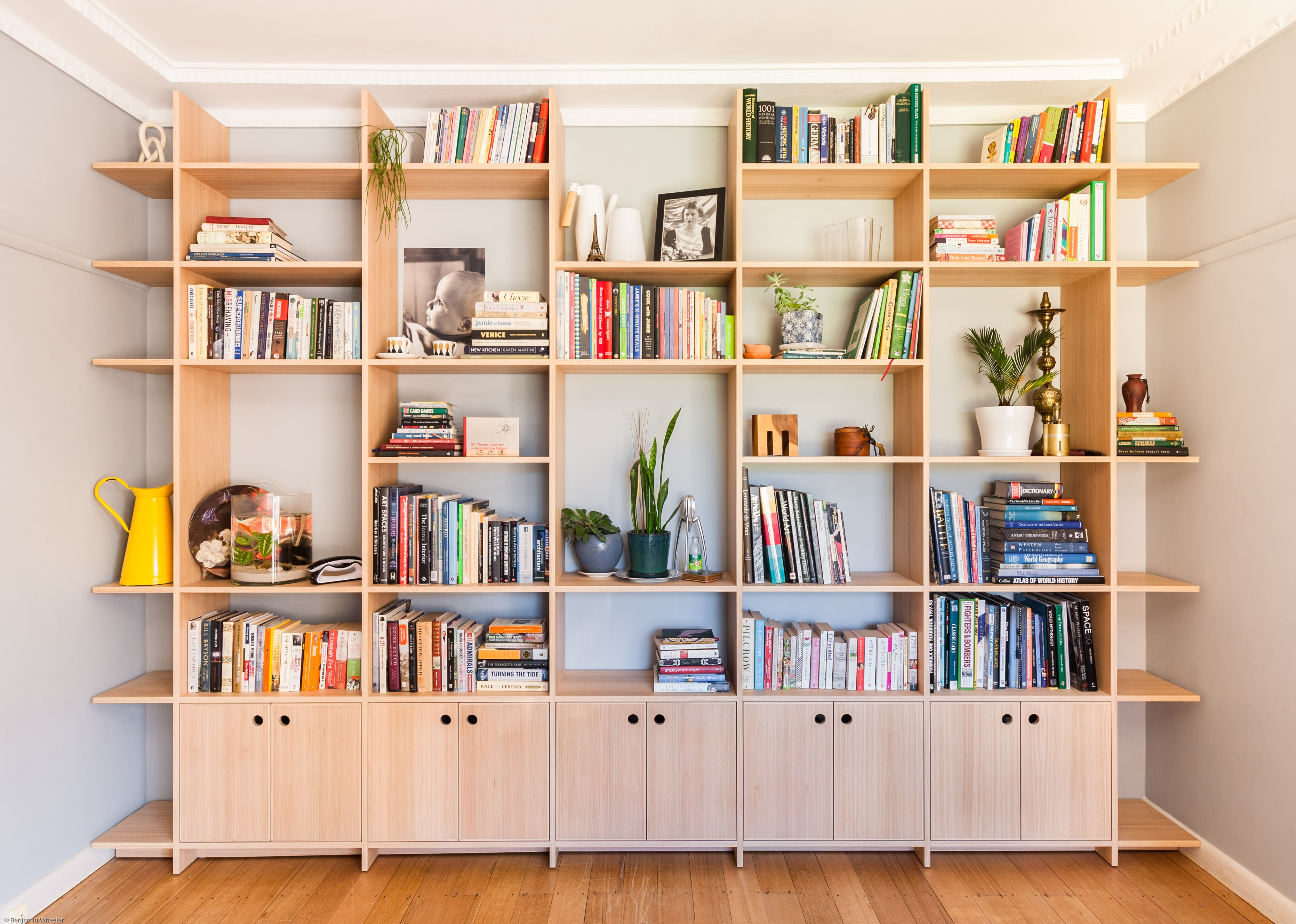 Study Bookcase Bespoke Melbourne Throughout Study Bookcase (View 5 of 15)