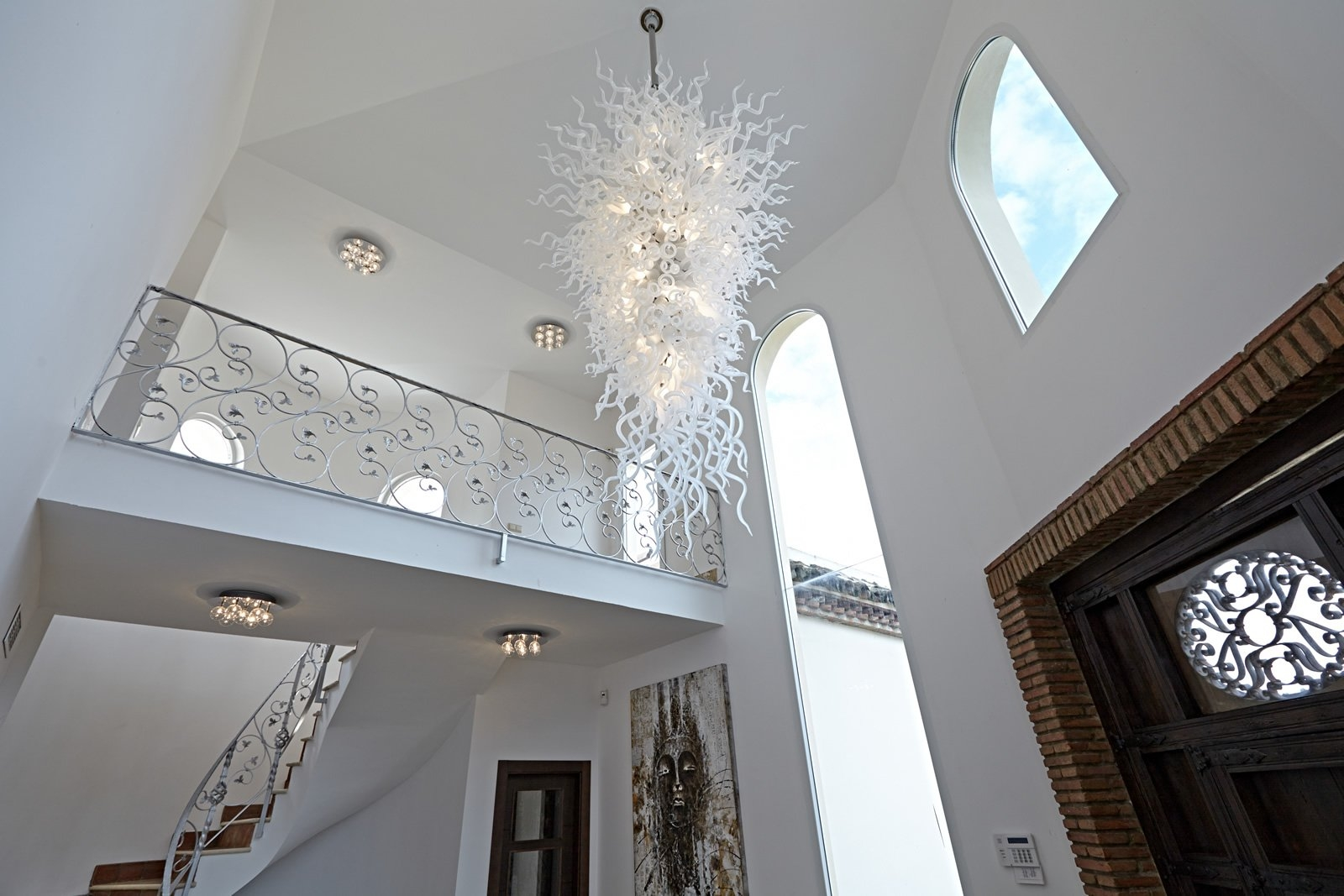 Stylish Large Contemporary Chandeliers Modern Light Fixtures For Large Chandeliers Modern (#12 of 12)