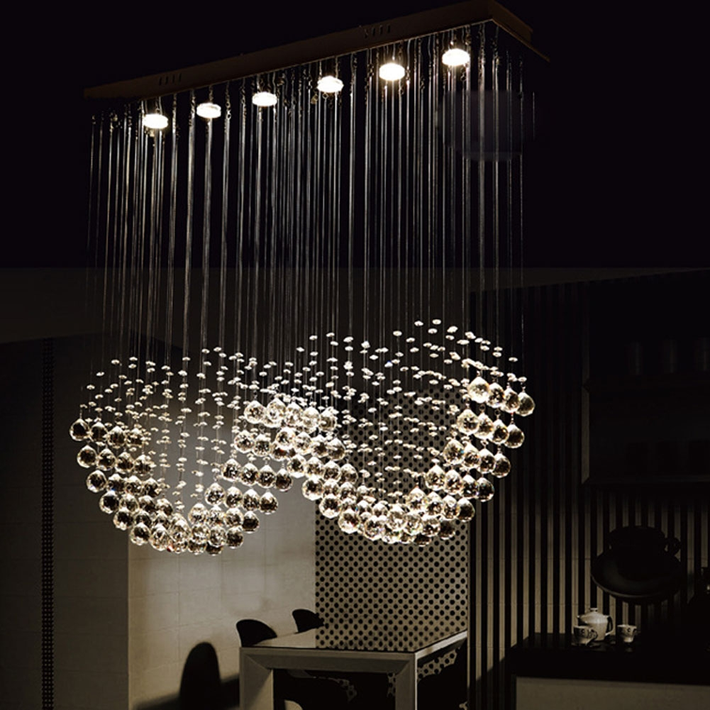 Stylish Modern Chandelier Lighting Home Lighting Insight Intended For Ultra Modern Chandeliers (#8 of 12)