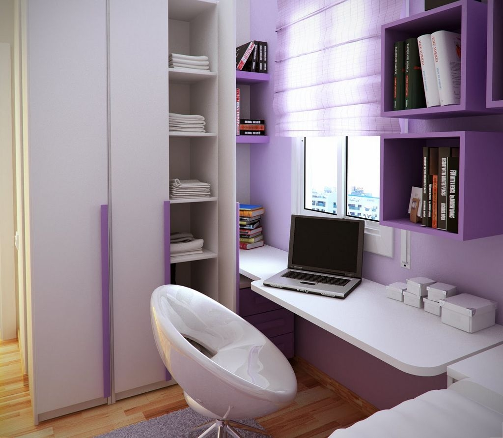 Stylish Study Table Designs Pertaining To Study Wall Unit Designs (#15 of 15)