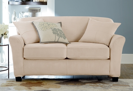 Popular Photo of Sofa Loveseat Slipcovers