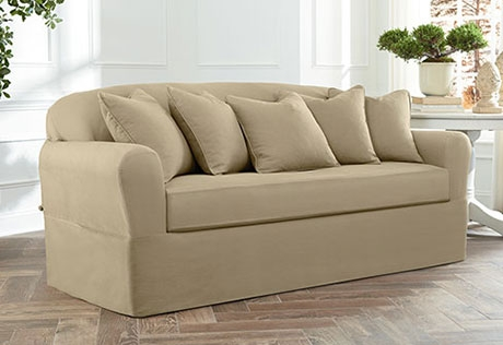 Sure Fit Category With Sofa Loveseat Slipcovers (#13 of 15)