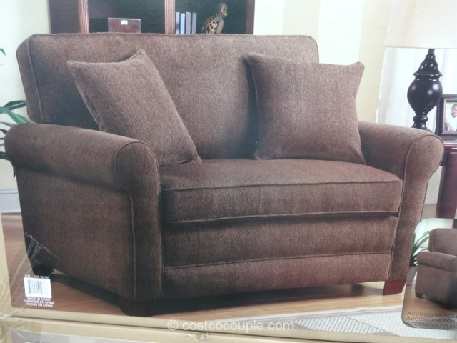 Synergy Home Albany Fabric Twin Sleeper Chair Inside Loveseat Twin Sleeper Sofas (#12 of 15)