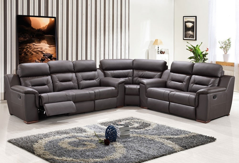 Tanner Power Recliner Sectional Sofa Intended For Recliner Sectional Sofas (View 15 of 15)