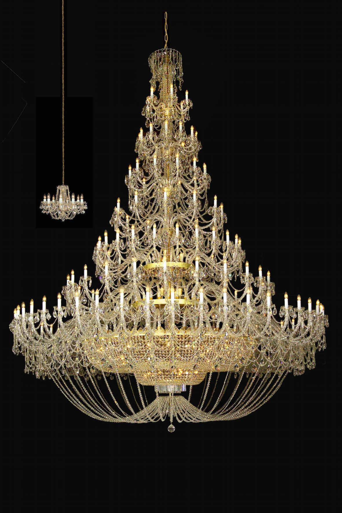 The Big Chandelier News Quality Czech Crystal Chandeliers And Intended For Big Crystal Chandelier (#10 of 12)