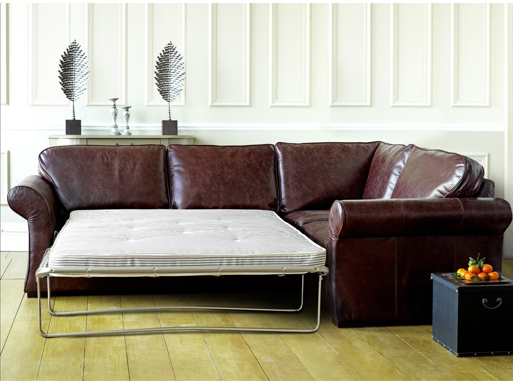 The English Sofa Company Throughout Vintage Leather Sofa Beds (#11 of 15)