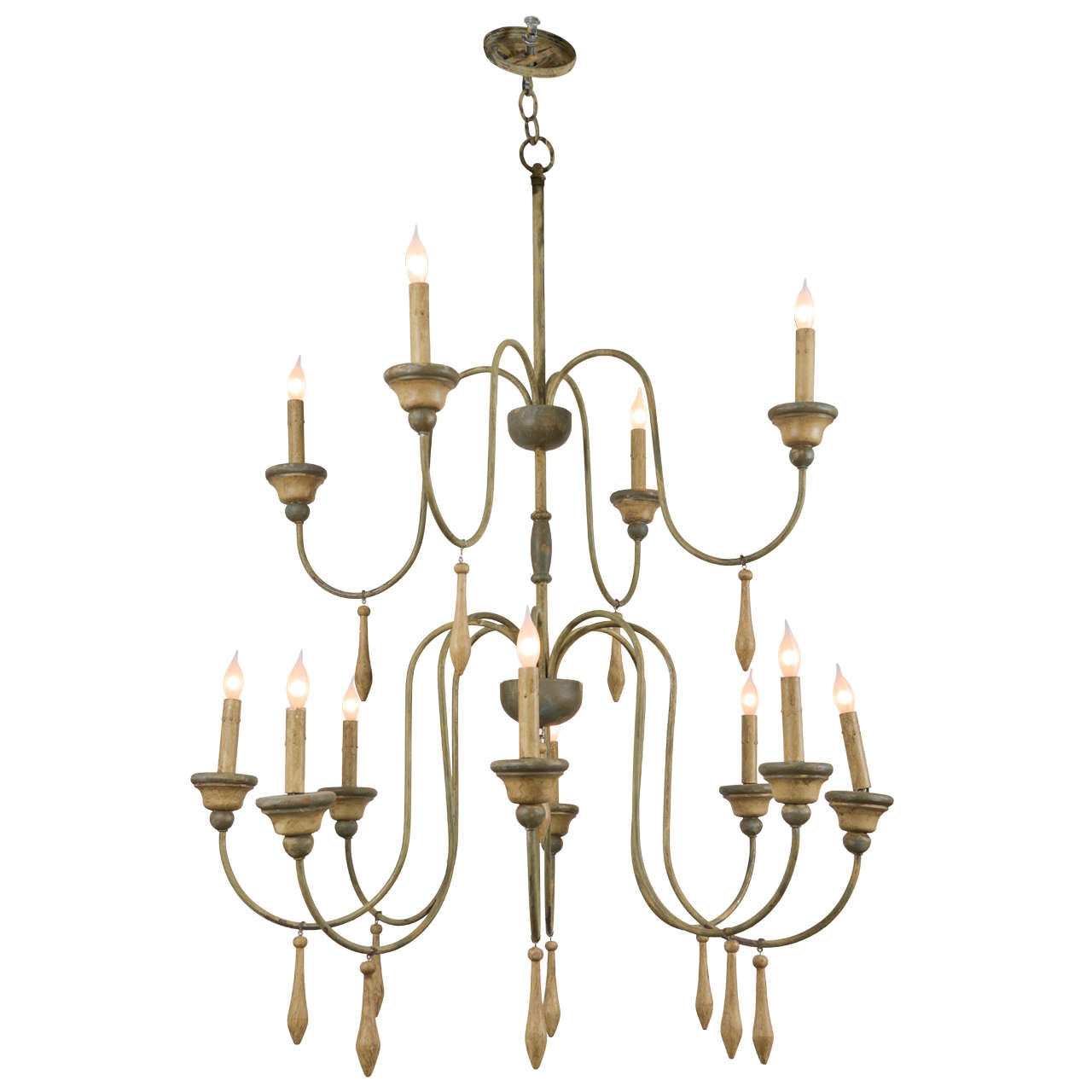 The Italian Chandelier Intended For Vintage Italian Chandeliers (#11 of 12)