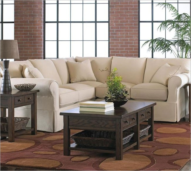 Popular Photo of Sectional Sofas For Small Spaces With Recliners