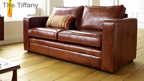 The Sofa Collection British Made Sofas Handmade In The Uk Intended For Aniline Leather Sofas (#13 of 15)