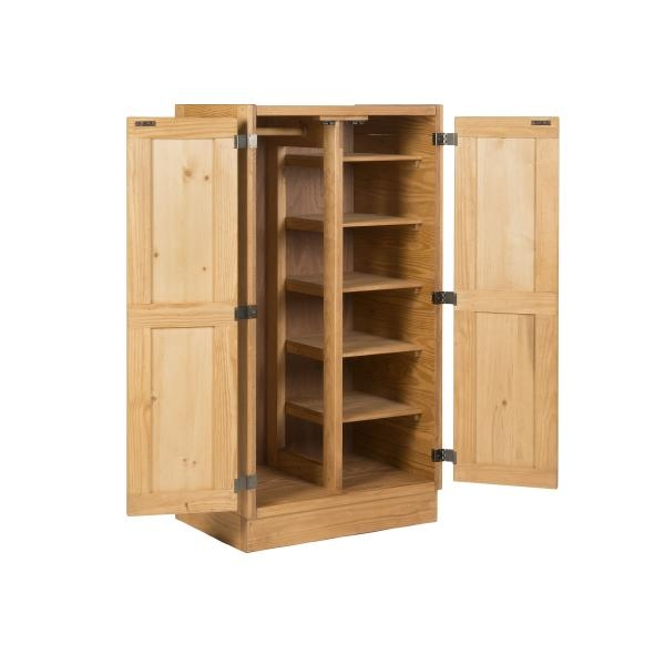Popular Photo of Wardrobe With Shelves