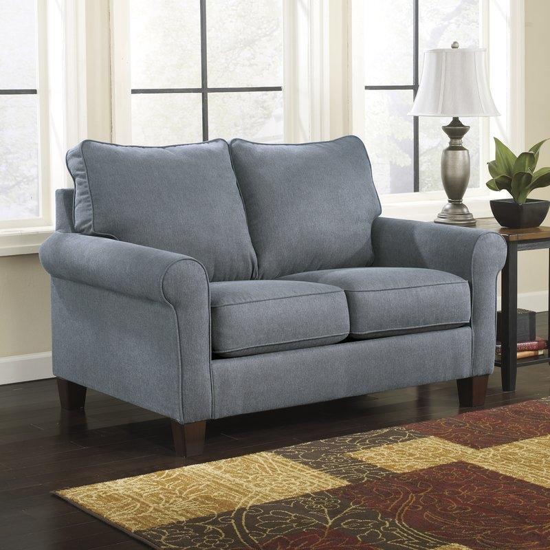 15 inspirations of loveseat twin sleeper sofas. Black Bedroom Furniture Sets. Home Design Ideas